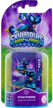 Figurka Skylanders Swap Force - STAR STRIKE (PS3, Xbox 360, WiiU, Wii, 3DS)